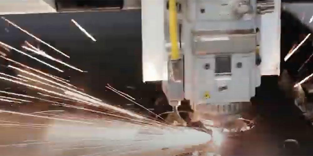 Eagle Fiber Laser